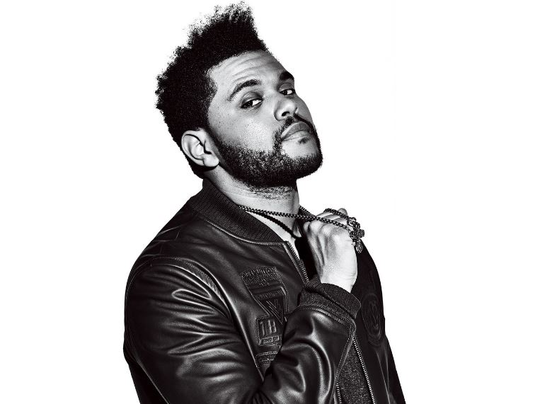 Photo of HBD para The Weeknd