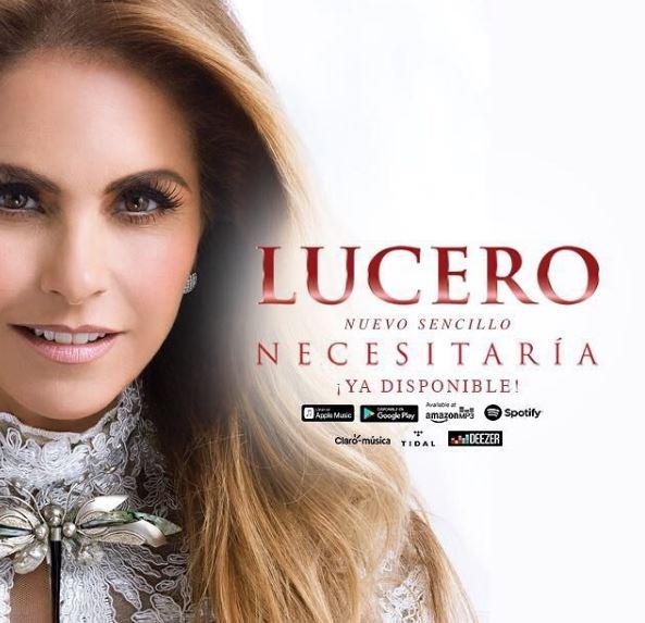 Photo of Lucero presenta su nuevo tema 'Necesitaría'