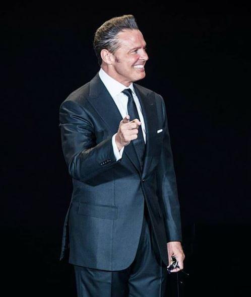Photo of Luis Miguel regreso a los escenarios