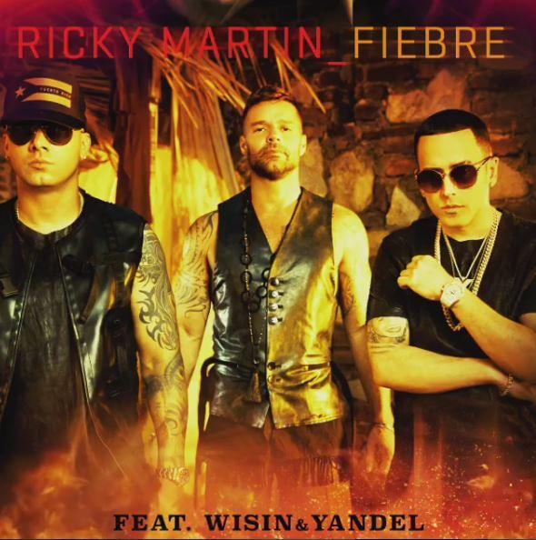 Photo of Ricky Martin hace el lanzamiento oficial de 'Fiebre'