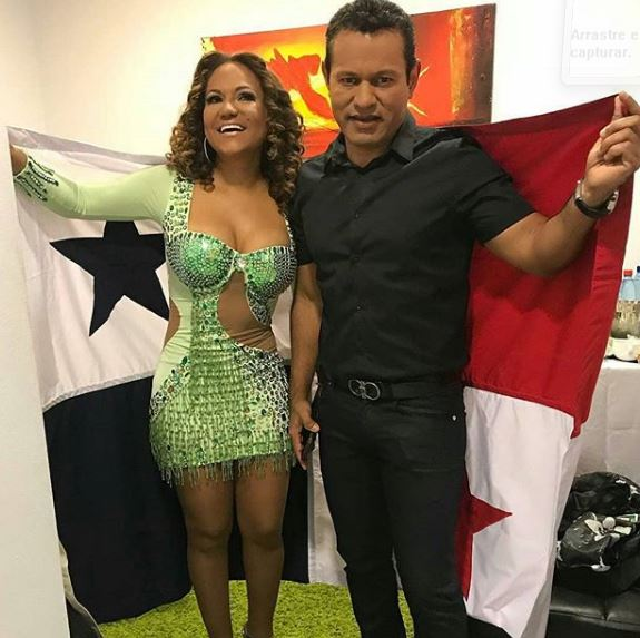 Photo of Samy y Sandra Sandoval con un show indescriptible en Viña del Mar
