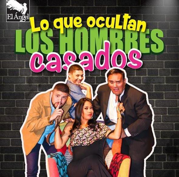 Photo of Esta noche gran estreno de 'Lo Que Ocultan Los Hombres Casados'