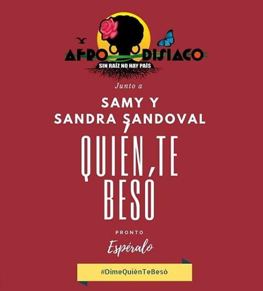 Photo of Afrodisíaco anuncia su nuevo tema junto Samy y Sandra Sandoval