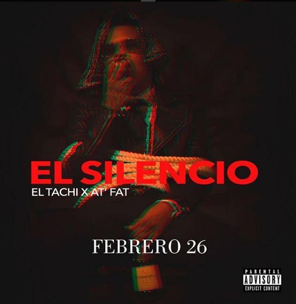 Photo of El Tachi presenta 'El Silencio' de la mano de At' Tat