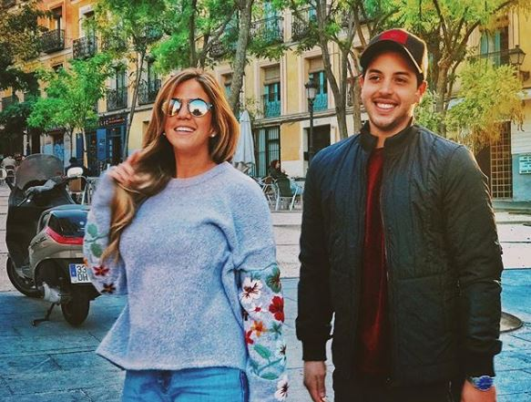 Photo of Victor Muñoz se caso con Antonella González