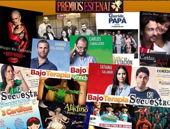 Photo of Teatro La Estación anuncia las obras nominadas a 'Premios Escena Panamá'