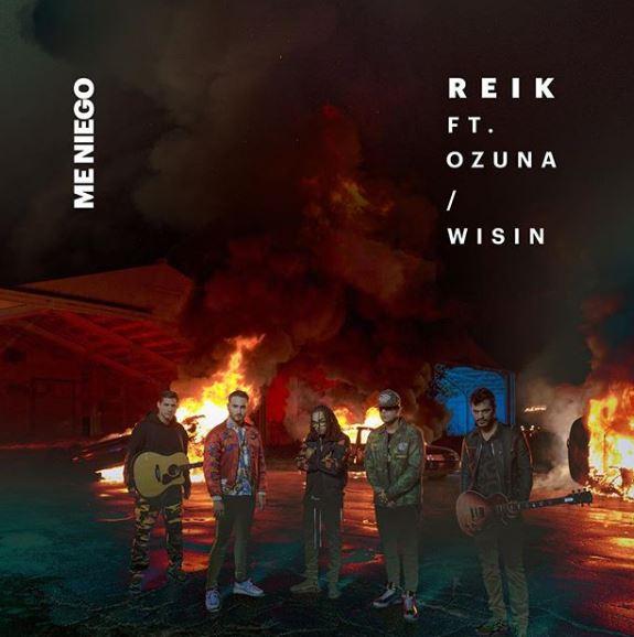 Photo of Reik arrasa con su nuevo sencillo y vídeo ' Me Niego'
