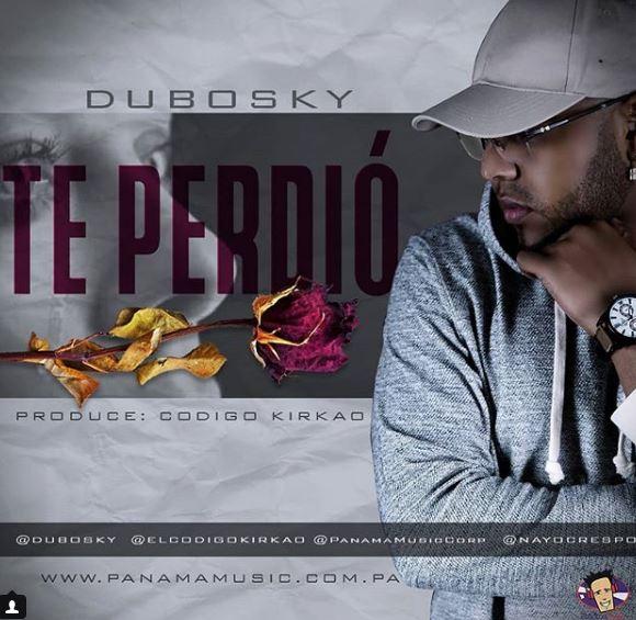Photo of Dubosky presenta 'Te Perdió'