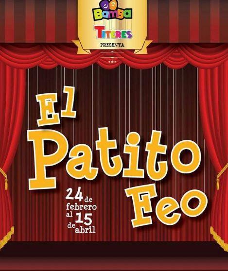 Photo of BambaTíteres presentá 'El Patito Feo'