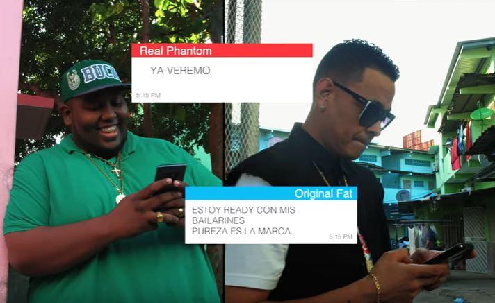 Photo of Real Phatom y Original Fat presentan 'Ponte Ahí que xopa'