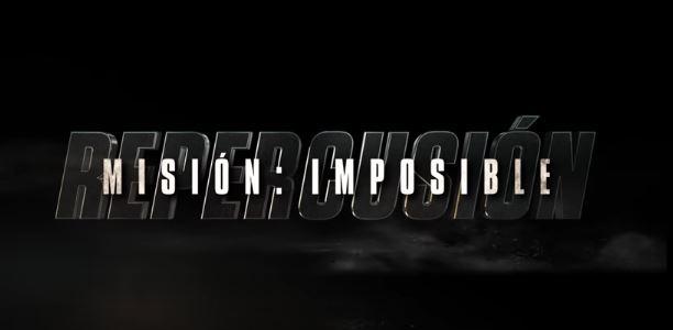 Photo of Presentan trailer oficial de 'Misión: Imposible – Repercusión'