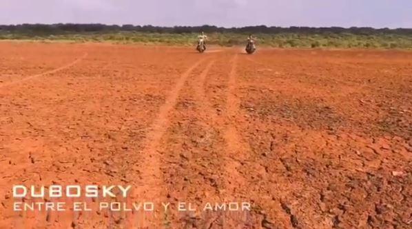 Photo of Dubosky 'Entre el polvo y el amor'