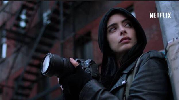 Photo of Lanzan tráiler oficial de 'Jessica Jones'