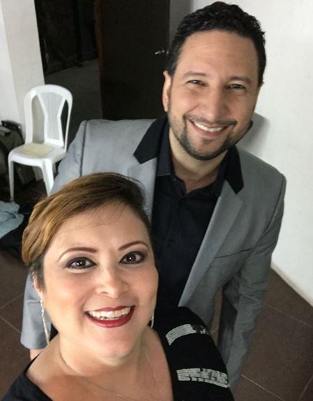 Photo of Any Tovar y Manuel Corredera en el 'VI Festival Internacional del Bolero'
