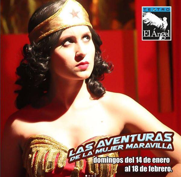Photo of Paga solo 5$ para ver la obra 'Las Aventuras de la Mujer Maravilla'