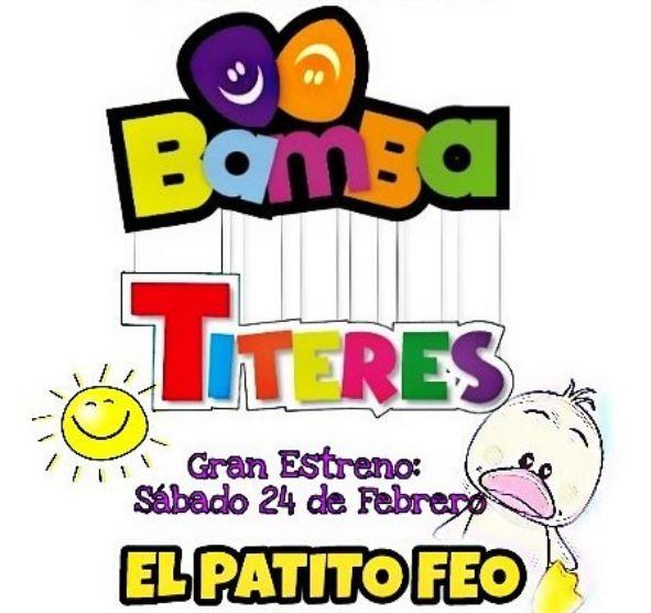 Photo of Bamba Titeres presenta 'El Patito feo'