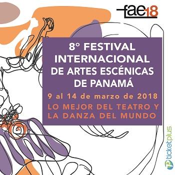 Photo of Festival Internacional de Artes Escénicas Panamá 2018