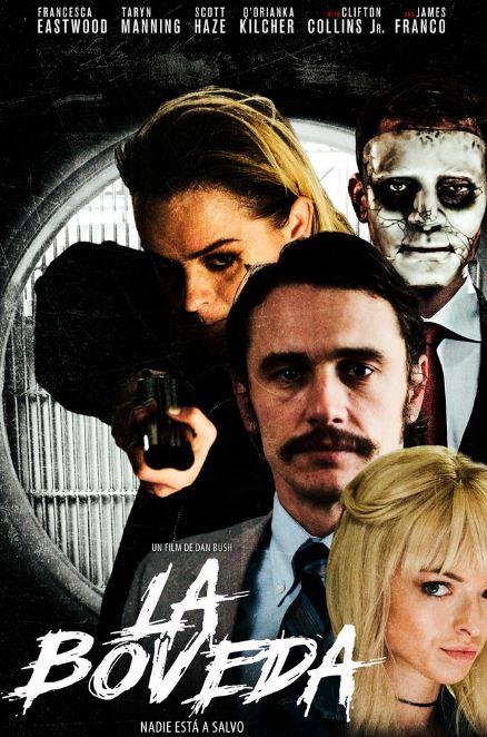Photo of 'La Bóveda' ya esta disponible en Cinemark