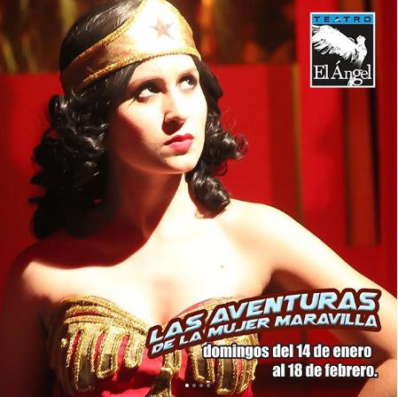 Photo of Las Aventuras de La Mujer Maravilla