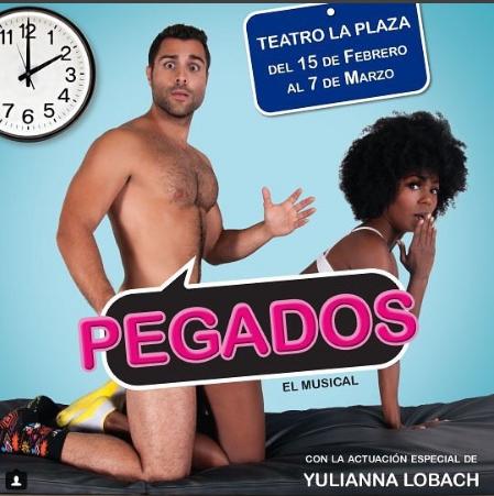 Photo of Llega a Teatro La Plaza 'Pegados' El Musical