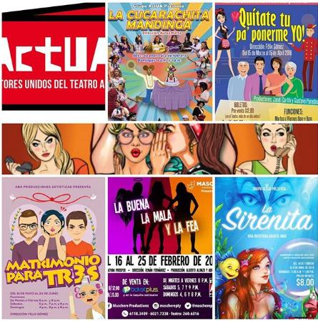Photo of El Teatro Aba hay diversión para niños y adultos
