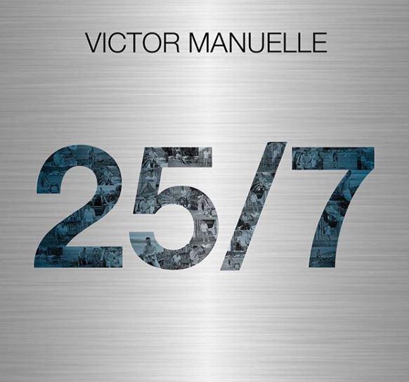 Photo of Víctor Manuelle presenta su nueva producción '25/7′