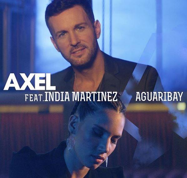 "Photo of Axel se une India Martínez para presentar ""Aguaribay"""