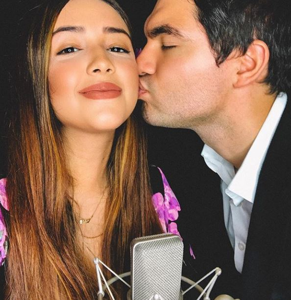 Photo of Dayana Sáez y Giovanni Scollo presentan la versión Bolero de 'Dura'