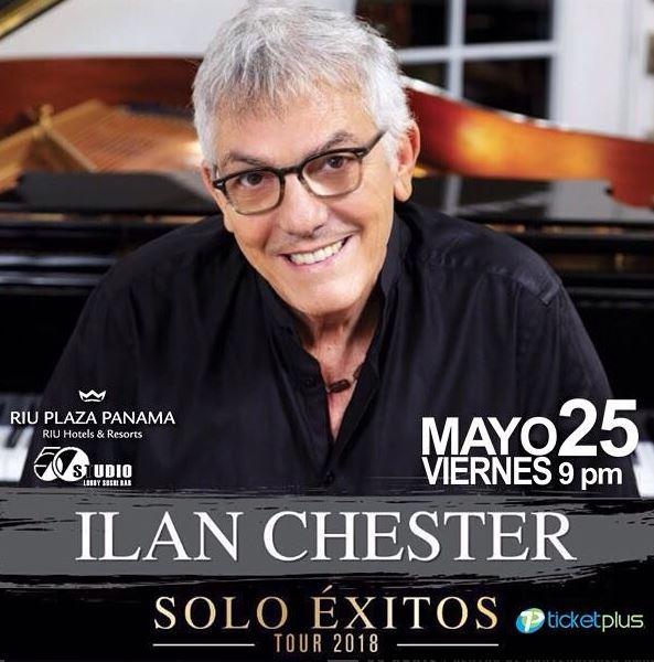 Photo of Ilan Chester en Panamá