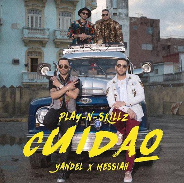 Photo of Play-N-Skillz, Yandel y Messiah estrenan 'Cuidao'