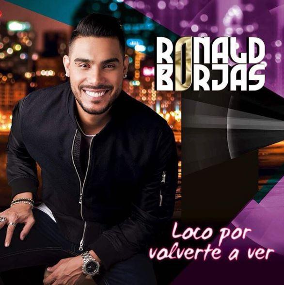 """Photo of Ronald Borjas lanza su nuevo tema «Loco por Volverte a Ver"""""""