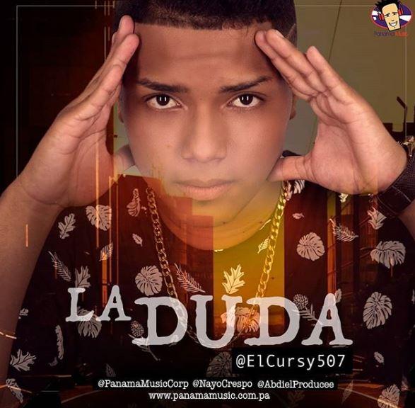 Photo of El Cursy lanzo su nuevo tema 'La Duda'