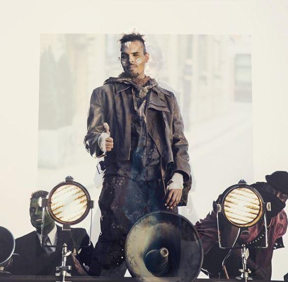 Photo of Chris Brown estrena 'Tempo'