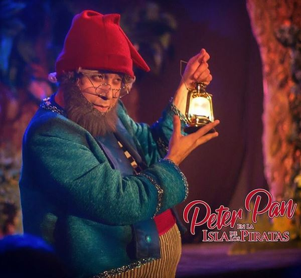 Photo of No te pierdas este fin de semana 'Peter Pan y la Isla de los Piratas'