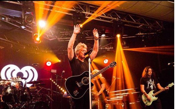 Photo of Bon Jovi volvió a la cima con la promoción de un CD