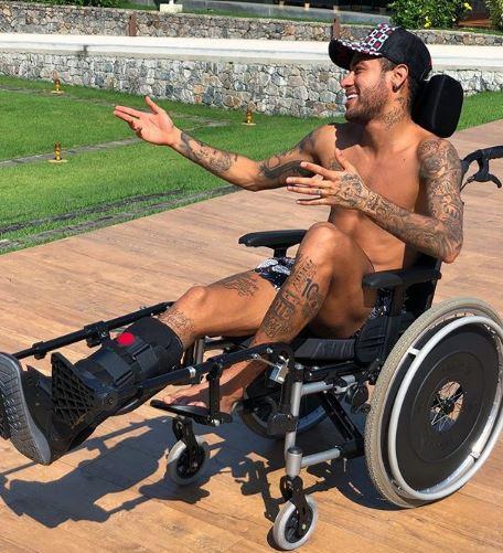 Photo of Neymar Jr. Se une al #XChallenge