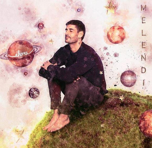 Photo of Melendi presenta su nuevo disco 'Ahora'