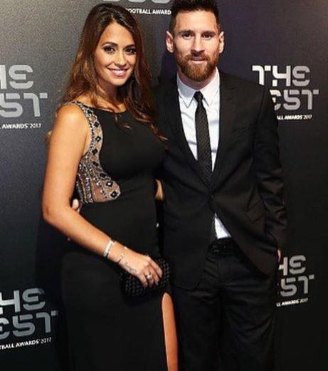 Photo of Nace el tercer hijo de Leo Messi y Antonela Roccuzzo