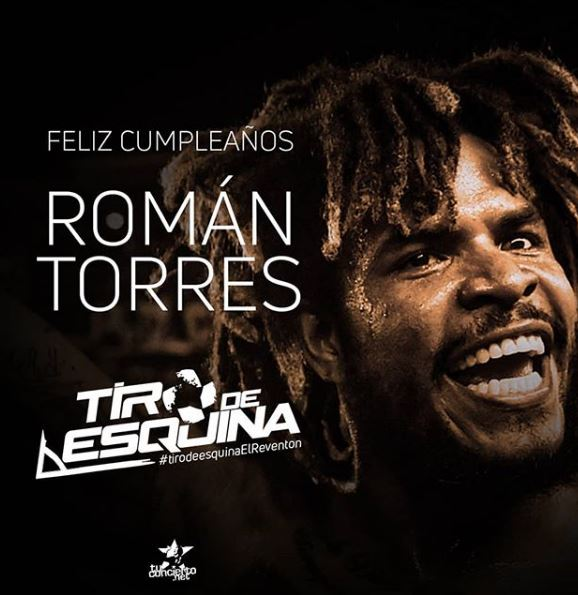 Photo of HBD para Román Torres