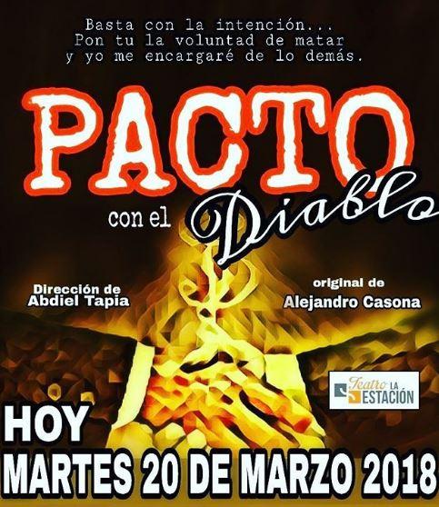 Photo of Esta noche 'Pacto con el Diablo'