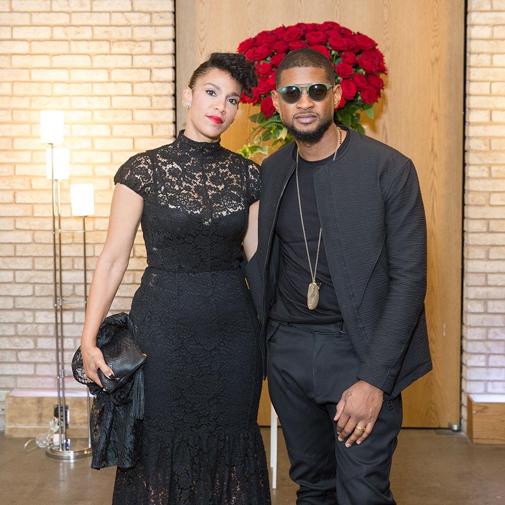 Photo of Usher y Grace anuncian su separación