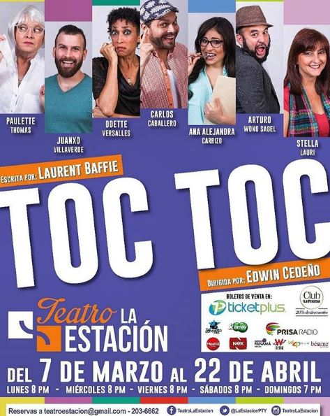 "Photo of Solo falta 1 día para el gran estreno de ""Toc Toc"""