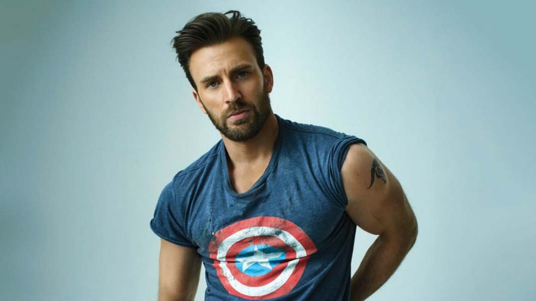Photo of Chris Evans se despide del Capitán América