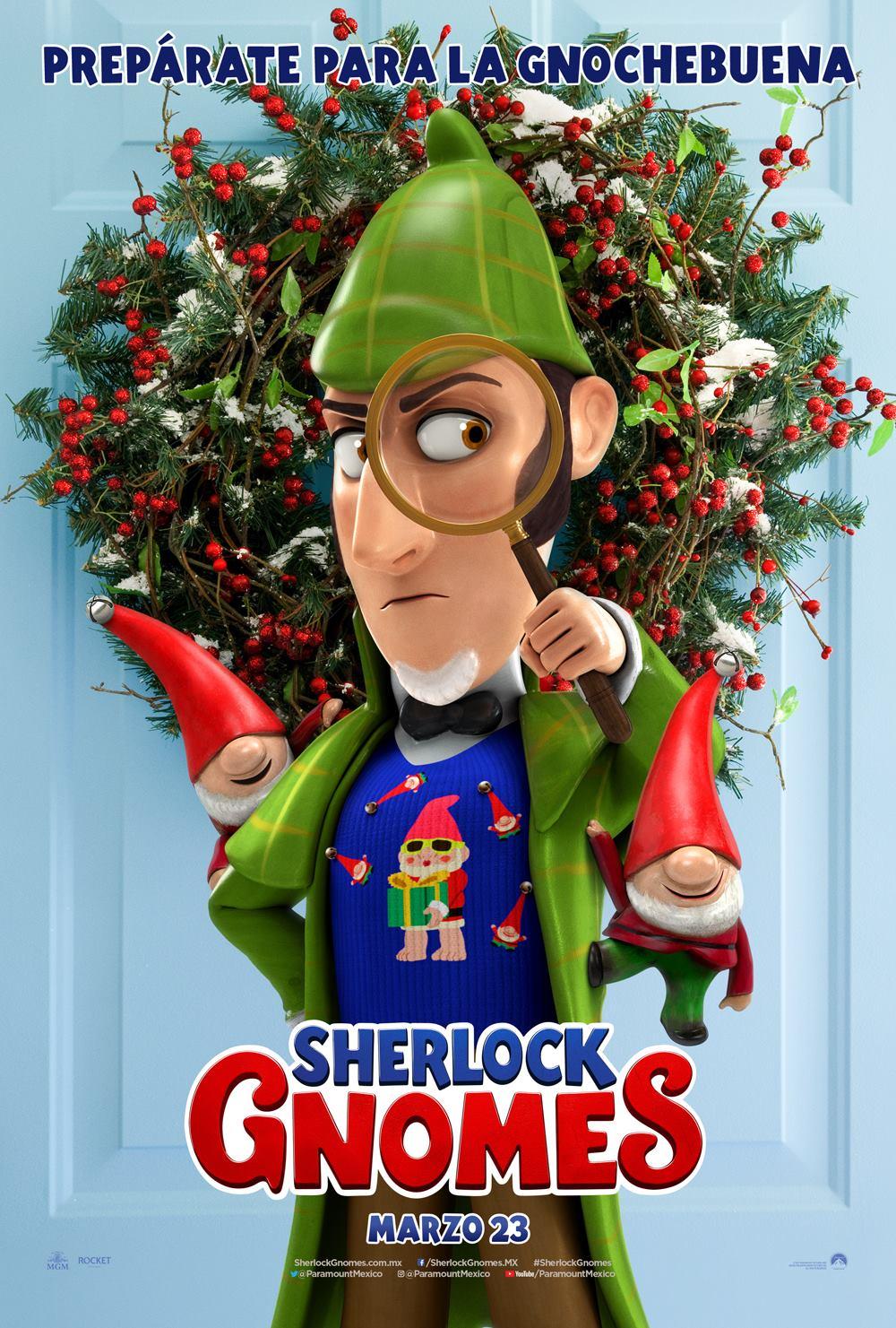 Photo of Sherlock Gnomes