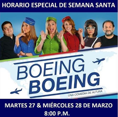 """Photo of Función especial de """"Boeing Boeing"""""""