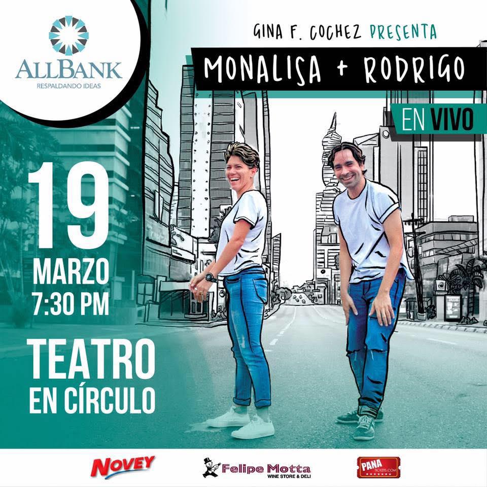 Photo of Monalisa & Rodrigo presentan «Querer y Poder»