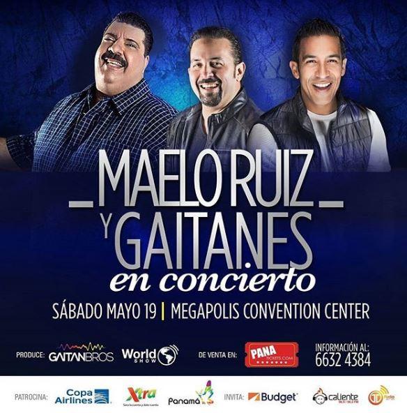 Photo of Maelo Ruiz y Gaitanes en concierto