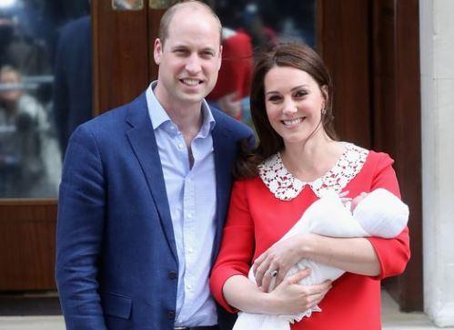 Photo of Los duques de Cambridge revelan nombre de su tercer hijo
