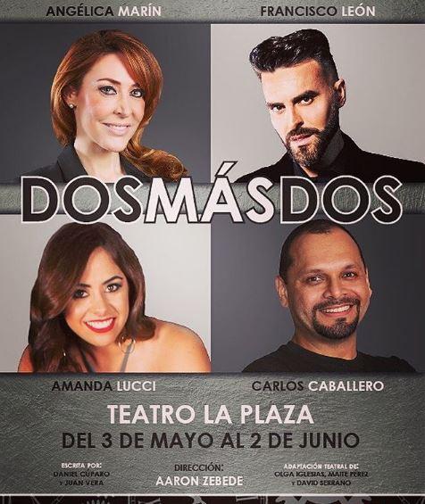 Photo of Obra 'Dos Más Dos'