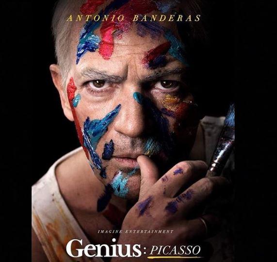 Photo of Antonio Banderas presento su nuevo proyecto 'Picasso'